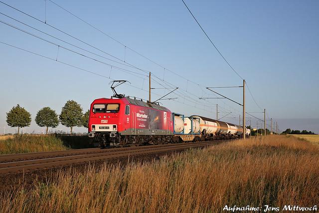 156 001-0 (801) MEG Ovelgünne 07.07.2020