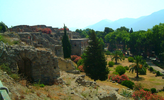 Naples and Pompeii, Ocean Village Mediterranean cruise