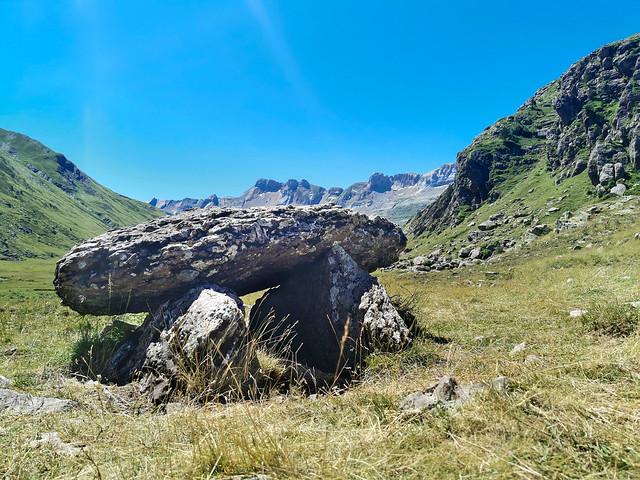 el dolmen de aguas tuertas