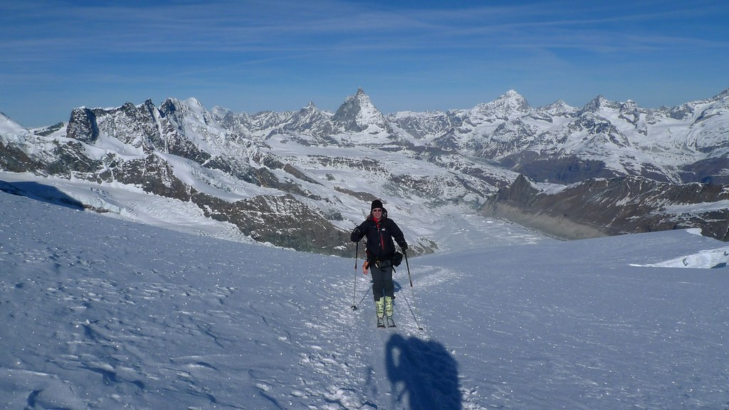 Nordend - Monte Rosa Walliser Alpen / Alpes valaisannes Switzerland photo 28