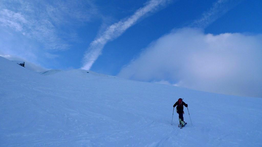 Dufourspitze / Punta Dufour - Monte Rosa Walliser Alpen / Alpes valaisannes Švýcarsko foto 06