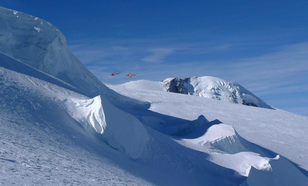 Dufourspitze / Punta Dufour - Monte Rosa Walliser Alpen / Alpes valaisannes Švýcarsko foto 09