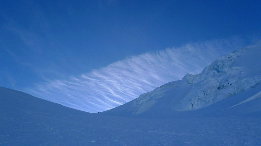 Dufourspitze / Punta Dufour - Monte Rosa Walliser Alpen / Alpes valaisannes Švýcarsko foto 08