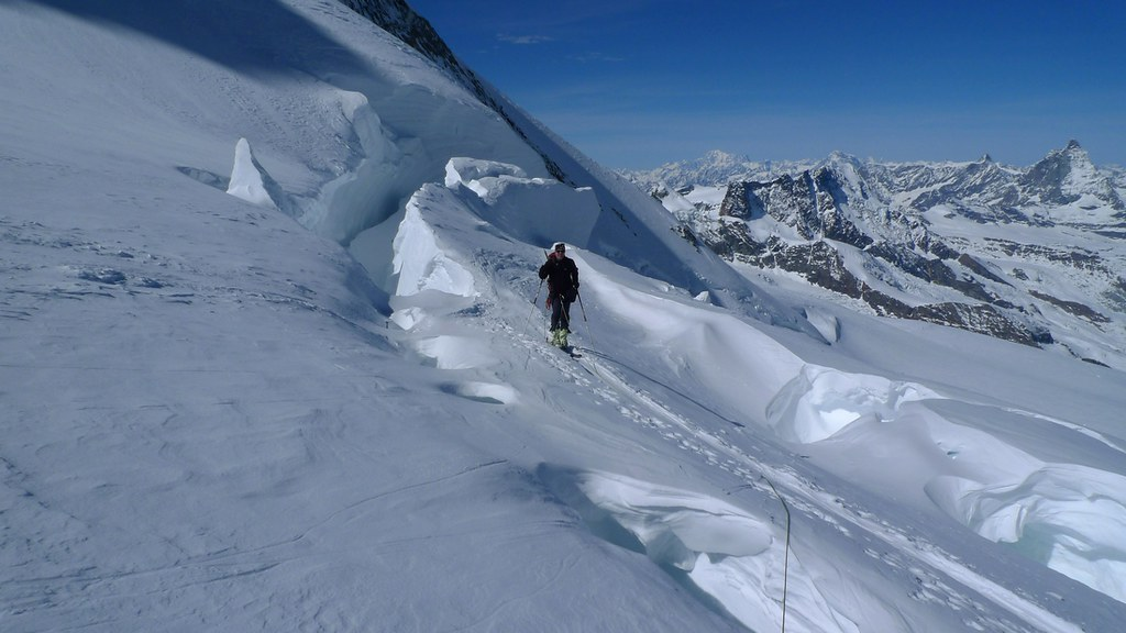 Nordend - Monte Rosa Walliser Alpen / Alpes valaisannes Switzerland photo 32