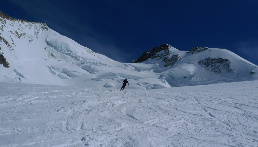 Nordend - Monte Rosa Walliser Alpen / Alpes valaisannes Switzerland photo 44