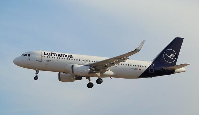 Lufthansa, D-AIWC, MSN 8667, Airbus A 320-214 SL, 04.07.2020,  FRA-EDDF, Frankfurt