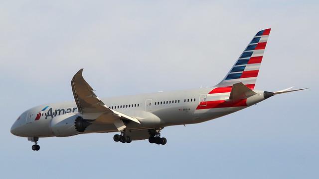 American Airlines, N816AA, MSN 40634, Boeing 787-8 Dreamliner, 04.07.2020,  FRA-EDDF, Frankfurt
