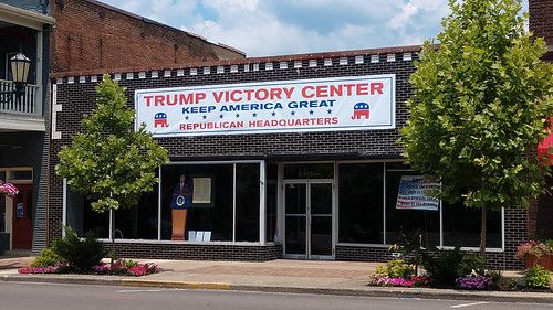 Trump Victory Center | by dankeck
