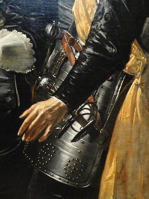 1633-1637 - 'De magere compagnie' (Frans Hals & Pieter Codde), Haarlem and Amsterdam, Rijksmuseum, Amsterdam, Netherlands