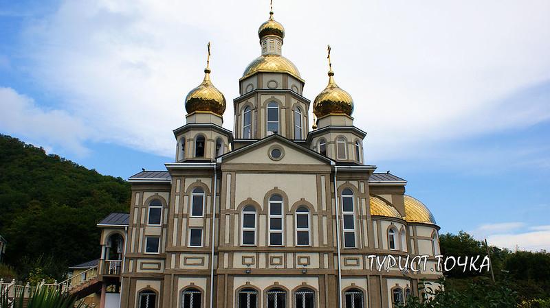 Храм Ольгинка
