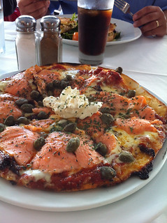Salmon Pizza IMG_1758 | by Kiwi at the camera