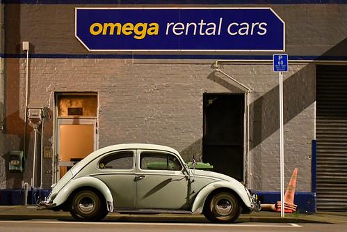 <p>1956 VW Beetle</p>