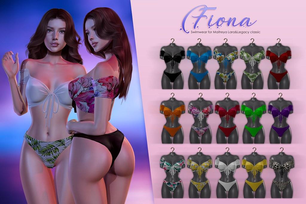 MAAI Fiona swimwear + GIVEAWAY