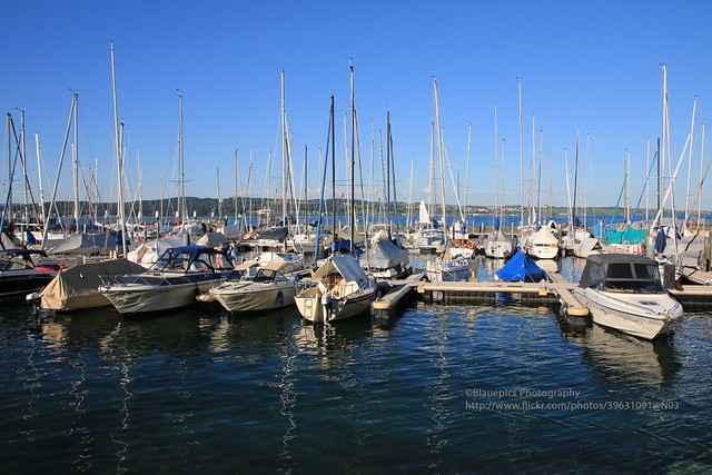 Konstanz, yacht harbour
