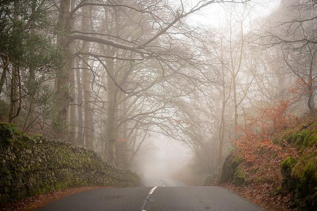 Coniston Mist
