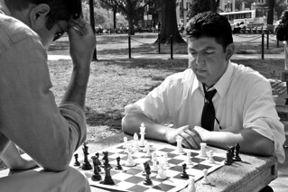 Chess match in Dupont Circle [04] | by SchuminWeb