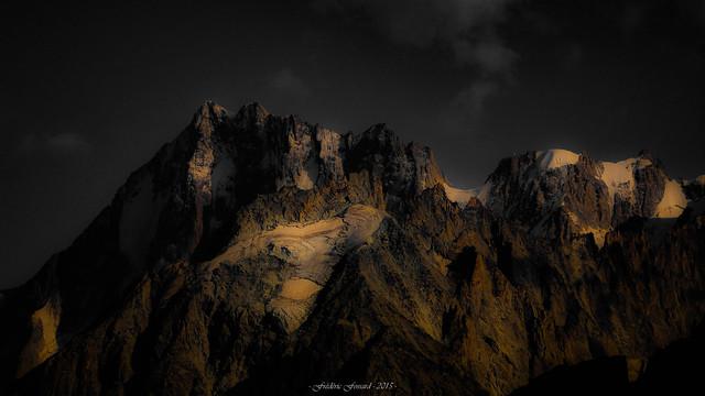 Monument des Alpes
