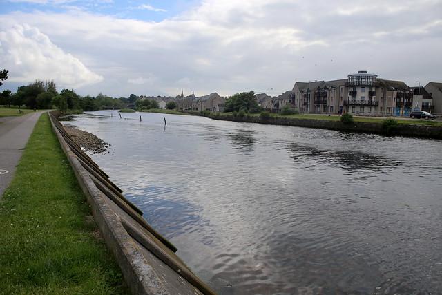 River Nairn, Nairn
