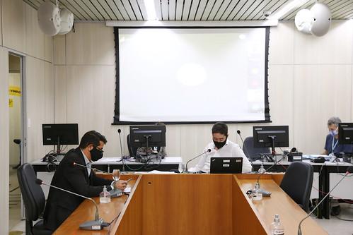 15ª Reunião Ordinária - Comissão de Legislação e Justiça