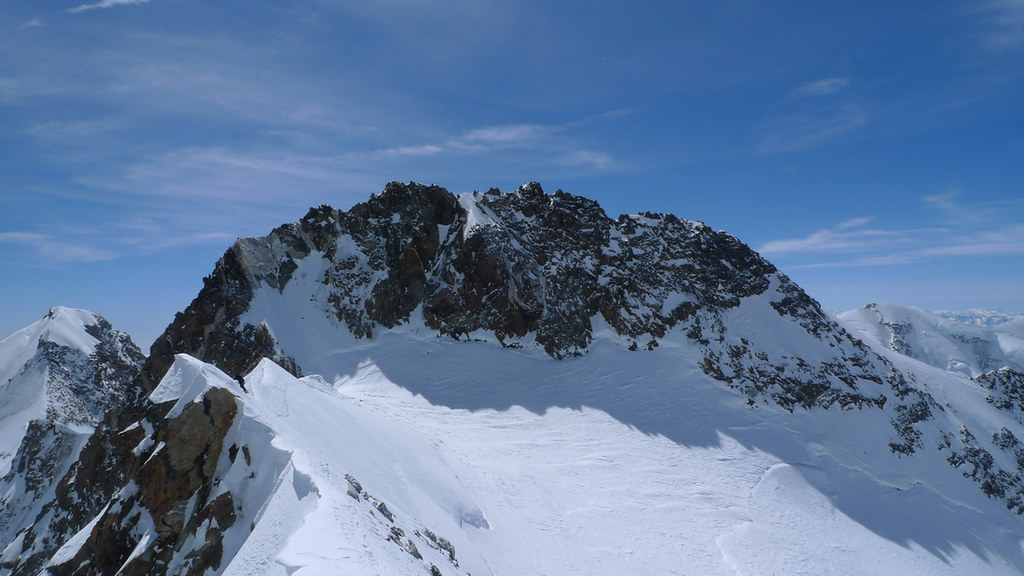 Dufourspitze / Punta Dufour - Monte Rosa Walliser Alpen / Alpes valaisannes Švýcarsko foto 10