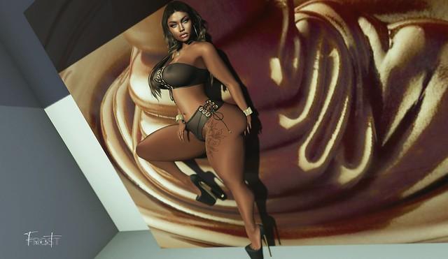 Palm Caye. Chocolate.
