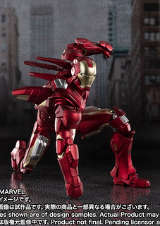 S.H.Figuarts《復仇者聯盟》鋼鐵人馬克7-《復仇者集結》版本-(アイアンマン マーク7 -《AVENGERS ASSEMBLE》 EDITION-)【魂商店】