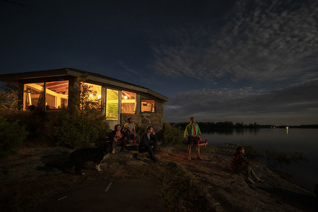 Canada Day Weekend - Bernyk Island 2020