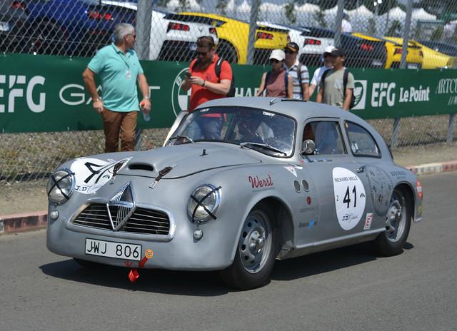 1953 Brogward H 1500 RS