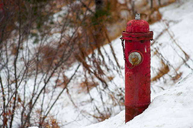 Old Fashioned Hydrant