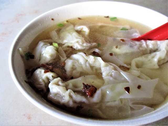 Kedai Kopi Sibu pian sip soup