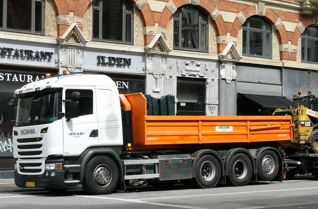 Scania G490 BL81789 tipper