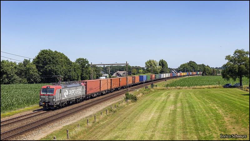 26 juni 2020 - PKP Cargo 193 515 - Teuge