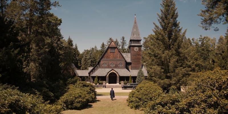 The sic mundus creatus est church