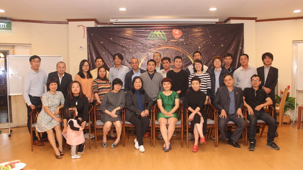 Tất niên 2019 SMI-VN Hà Nội