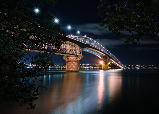 harbour bridge from the wharf | by Richard Meares