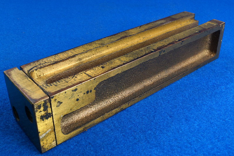 RD30393 Vintage Allpax Adjustable Extension Gasket Cutter Tool in Original Metal Case DSC09001