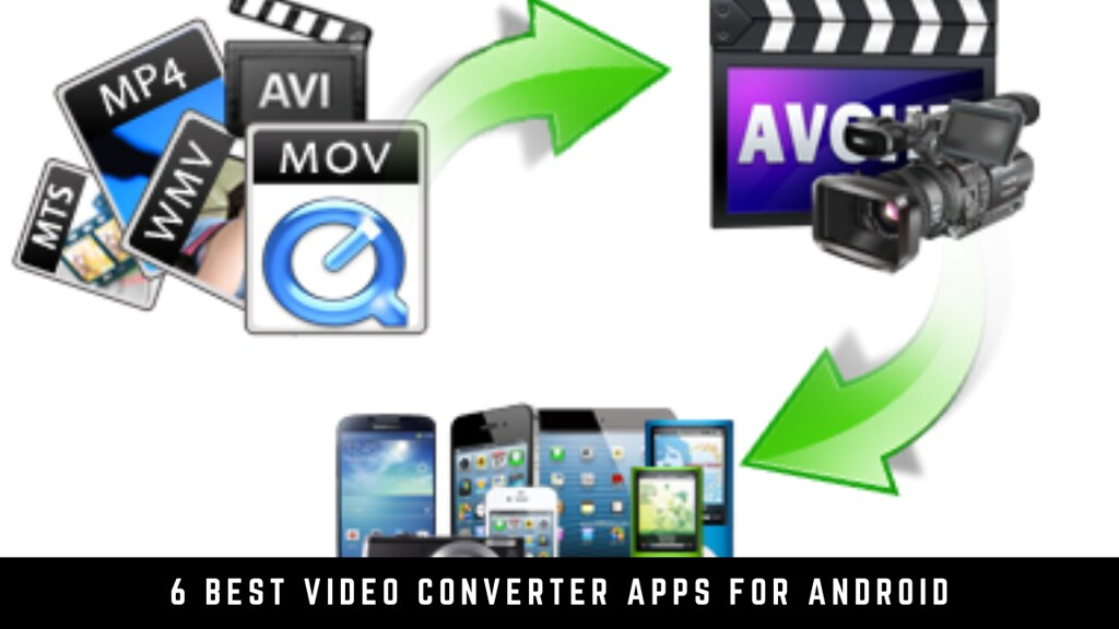 6 Best Video Converter Apps For Android