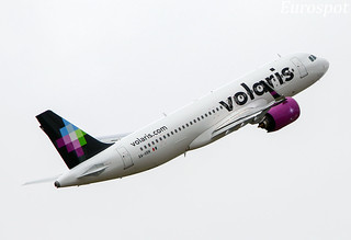 XA-VRN Airbus A320 Neo Volaris - Delivery flight