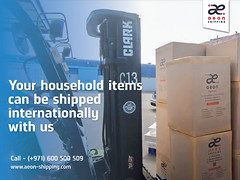 Household Movers and Packers in UAE