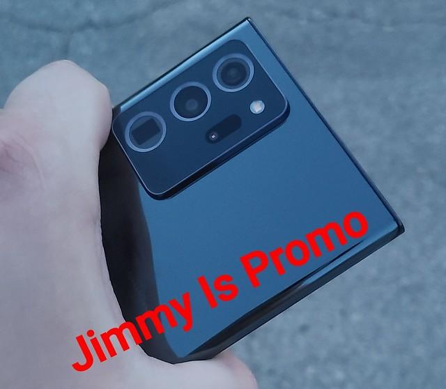 Gambar Samsung Galaxy Note 20 Tertiris
