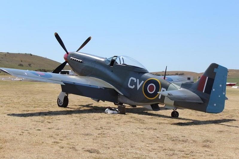 RAAF P-51D Mustang 1