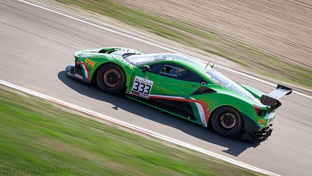 Rinaldi Racing Ferrari 488 GT3 Evo