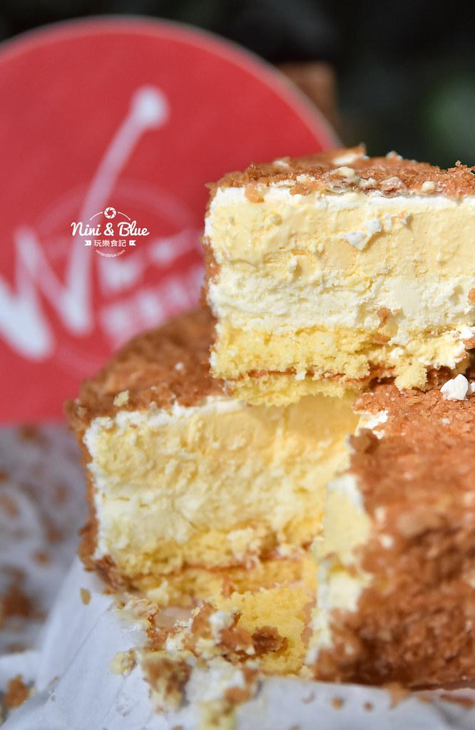 台中Milch 由布院 半熟起司蛋糕 布丁 27