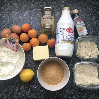 Pudding aux abricots et lait ribot 3