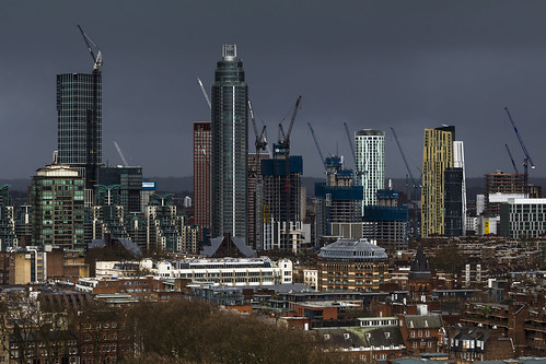 westminstercathedral vauxhall stgeorgewharf london cityscape canon 80d 70200mmf4lis