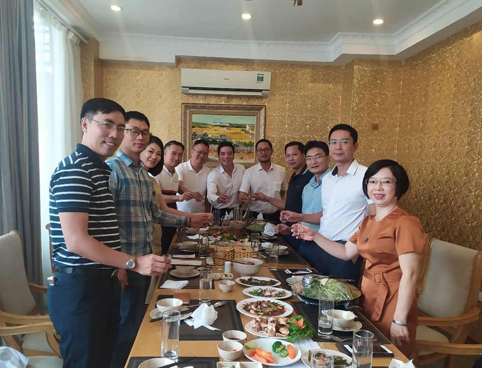 hội đồng hương Bắc Ninh làm du lịch tại Hà Nội
