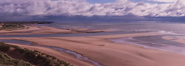 Where the Ythan meets the sea
