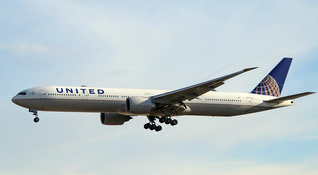 United Airlines, N2333U, MSN 62644, Boeing 777-322ER, 04.07.2020, FRA-EDDF, Frankfurt