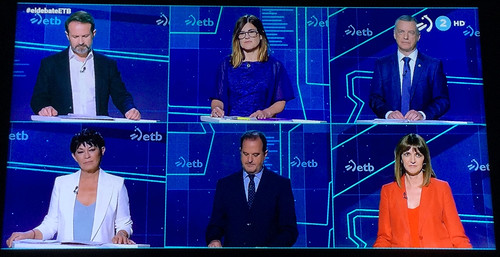 Debate a la vasca en ETB2 ante las Elecciones Autonómicas del 12 de julio de 2020