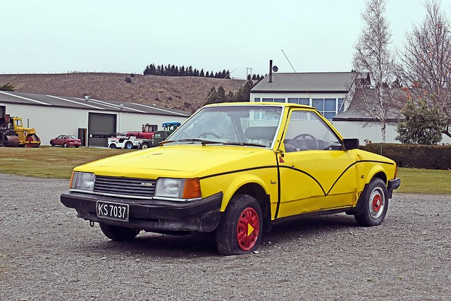 1982 Mazda, National Transport and Toy Museum